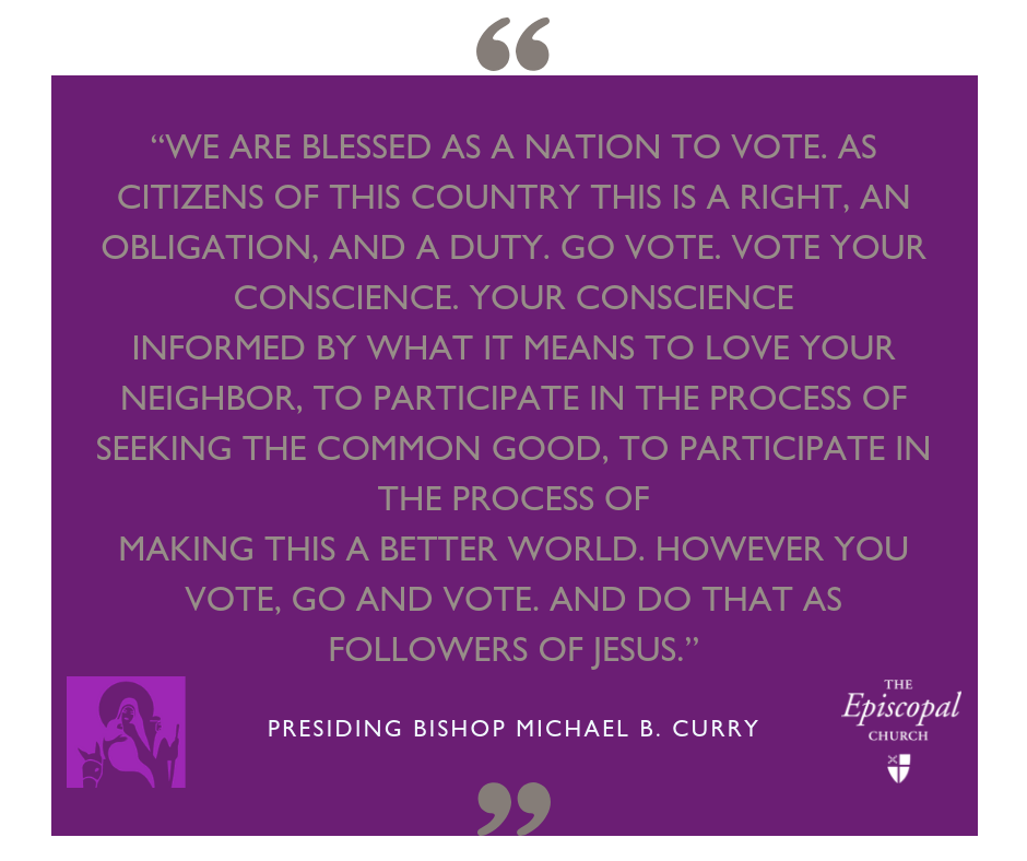 Vote Faithfully: Our Guests